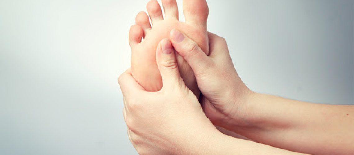 Exercicios para os pés